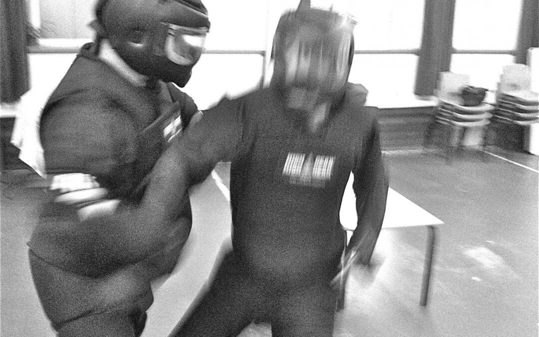 Restraint Training: Control Phase and Restraint Phase Differences