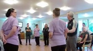 Safely Caring for Older People