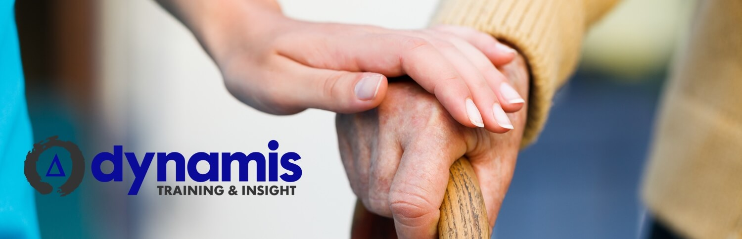 Safe Holding and Restraint with Dementia or Elderly People in Care