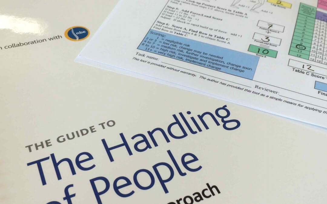 Safer People Handling Qualification