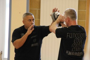 This is what a Self-Protection Trainer programme looks like